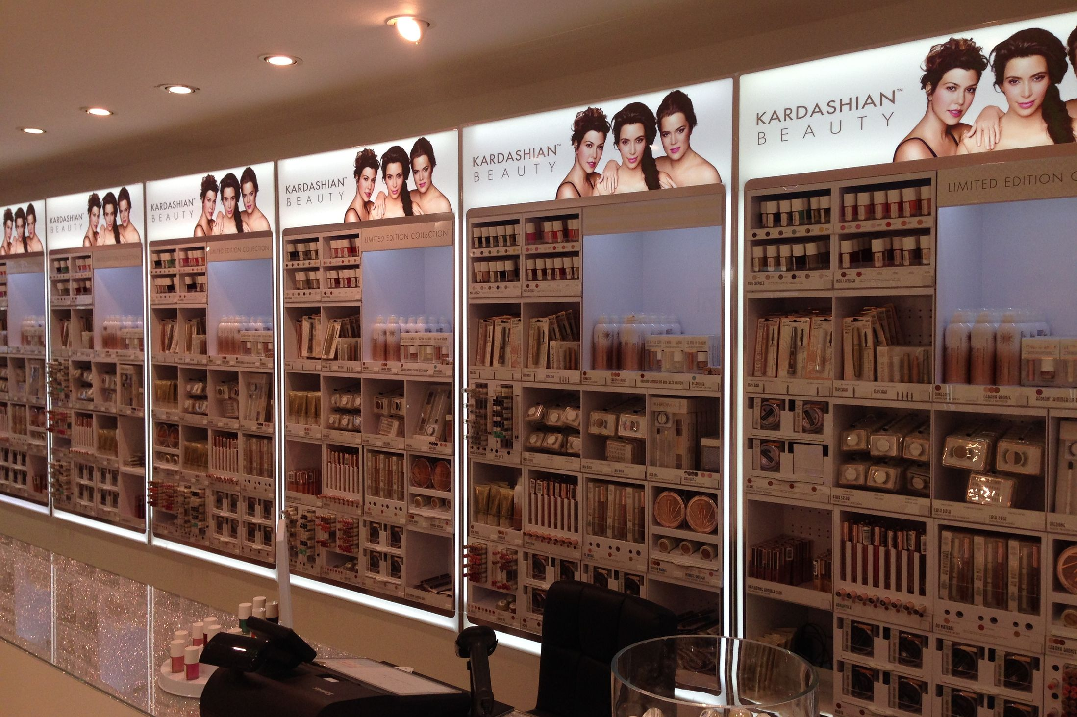 Kardashian-Beauty-store